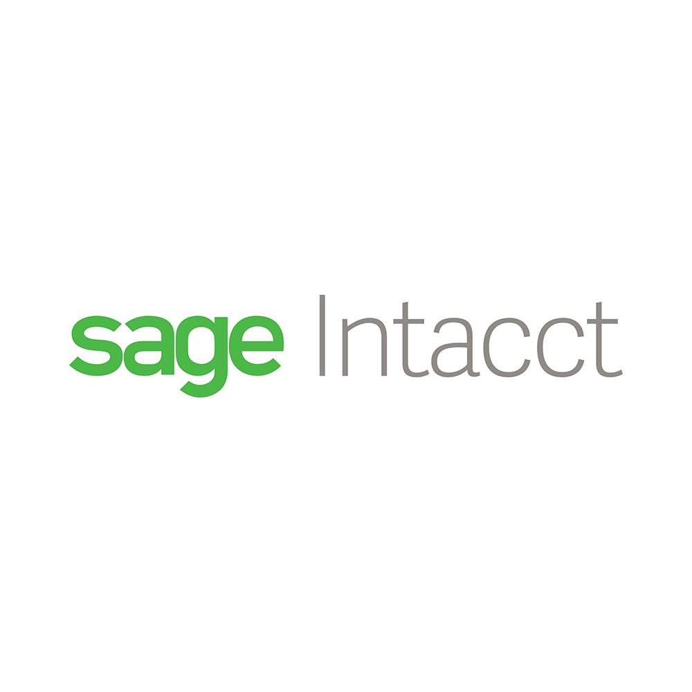 Intacct 2FA
