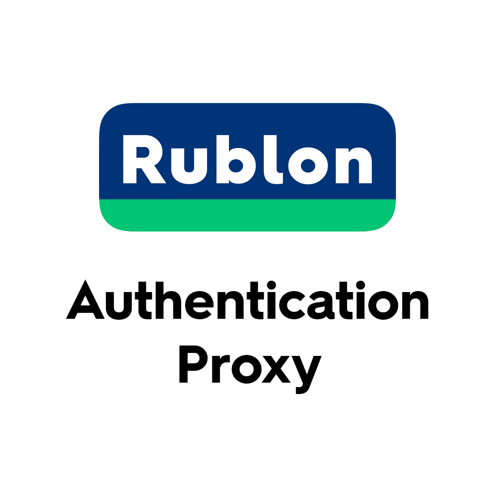 Rublon Authentication Proxy